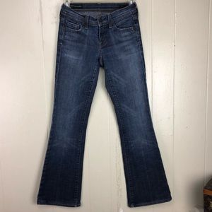 Citizens of humanity Low waist flare stretch W24